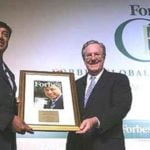 Lakshmi Mittal Getting Forbes Lifetime Achievement Award
