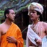 Lucky Ali (left) in TV Show Bharat Ek Khoj