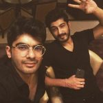 Mohit Marwah with his brother Akshay