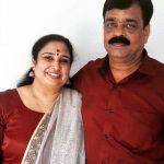 Mrudula Murali Parents