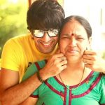 Neel Motwani with his mother Renu Motwani
