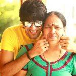 Neel Motwani with his mother Renu Motwani