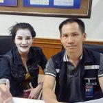 Preeyanuch Nonwangchai Arrested
