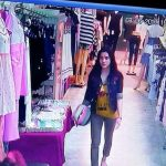 Preeyanuch Nonwangchai On CCTV
