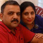 Priyank Sharma parents