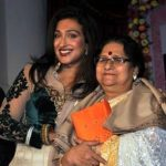 Rituparna Sengupta mother