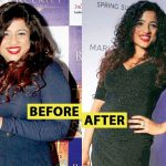 Rj Malishka body transformation