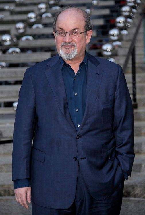 Salman Rushdie Author