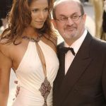 Salman Rushdie fourth wife Padma Lakshmi