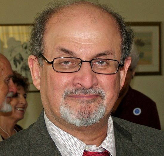Salman Rushdie profile