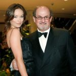 Salman Rushdie reportedly dated Olivia Wilde