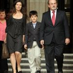 Salman Rushdie third wife Elizabeth West