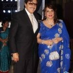 Zayed Khan Parents