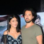 Shruti Haasan with Michael Corsale