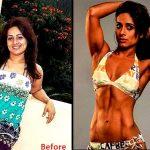 Shweta Mehta transformation