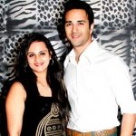 Shweta Rohira with her ex-husband Pulkit Samrat