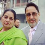 Simarjit Bal parents