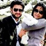 Sohini Sarkar with Vivaan Ghosh