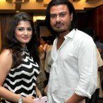 Srabanti Chatterjee x-husband Rajib Biswas
