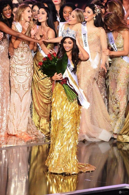Srinidhi Shetty Miss Supranational 2016