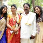 Srinidhi Shetty with her family