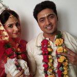 Subhasree Ganguly with Dev