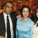 Sunil Bharti Mittal Daughter Eiesha