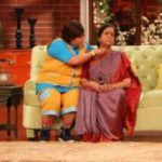 Usha Nadkarni In Comedy Nights Live