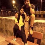 Vineet Kumar Singh with his Sister