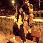 Vineet Kumar Singh with his Sister