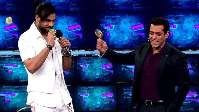 Vishal Aditya Singh in Bigg Boss 13