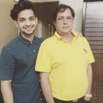 Yuvraj Thakur with his father
