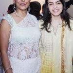 Zubin Irani Ex-wife Mona Irani with their daughter Shanelle