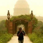 APJ Abdul Kalam At the Rashtrapati Bhawan