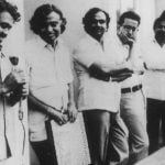 Abdul Kalam With SLV III Team Members