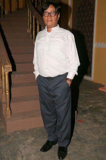 Actor Brijendra Kala