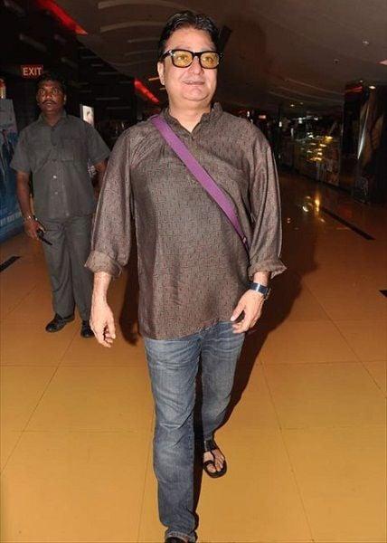 Actor Vinay Pathak