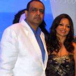 Alanna Panday parents