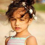 Ali Hassan daughter Inaaya