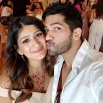Amit Tandon with his sister Rena Jolly