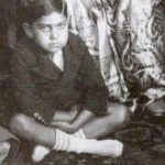 Amrish Puri Childhood Photo