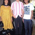 Anang Desai With Family