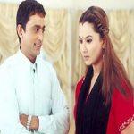 Anuj Saxena as Abhay Kapoor in TV serial Kkusum