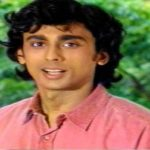 Anuj Saxena in early 90s
