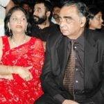Anuj Saxena parents
