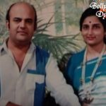 Anuradha Paudwal With Her Husband Arun