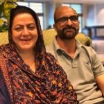Arslan Goni Parents