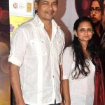 Atul Kulkarni With His Wife