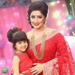 Azmeri Haque Badhon daughter