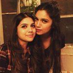 Bhumi Pednekar with her sister